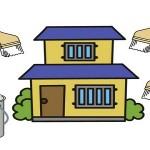 外壁塗装工事、日本eリモデルとハウスメーカーのどちらに依頼しようか?