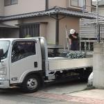 足場解体 外壁塗装工事18~20日目(終了)