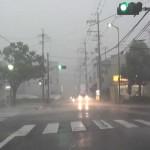 台風はいまどこ?最新ニュースから公共交通機関への影響を確認する