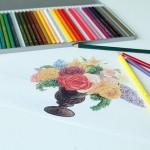 大人の塗り絵のデザインを無料でダウンロードできるおすすめサイト5選