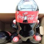 コカ・コーラ2Lペットボトルを6本・1ケースを通販で激安で買った