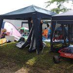 子供の運動会用のテントは必需品!場所取りと日除けに持っていこう!